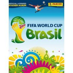 Collection Panini Fifa World Cup Brasil 2014