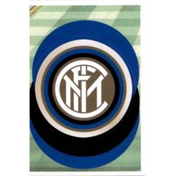 Escudo - Internazionale Milan 14Panini FIFA 365 2019 Sticker Collection