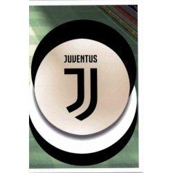 Emblem - Juventus 15 Panini FIFA 365 2019 Sticker Collection