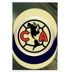 Escudo - Club América 24 Panini FIFA 365 2019 Sticker Collection