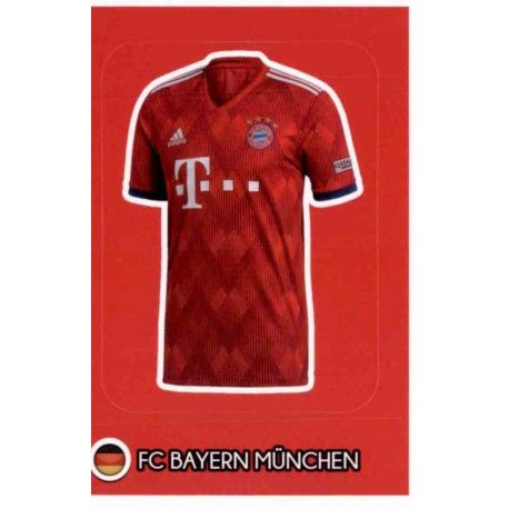 Buy Stickers Shirt Del Bayern Munchen Fifa 365 Stickers 2019