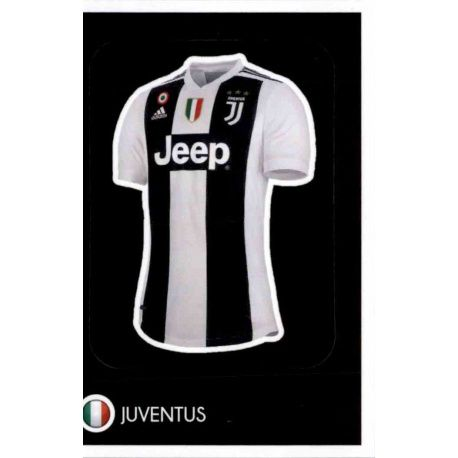74290e94a871 Buy Stickers Shirt del Juventus Panini Fifa 365 Stickers 2019
