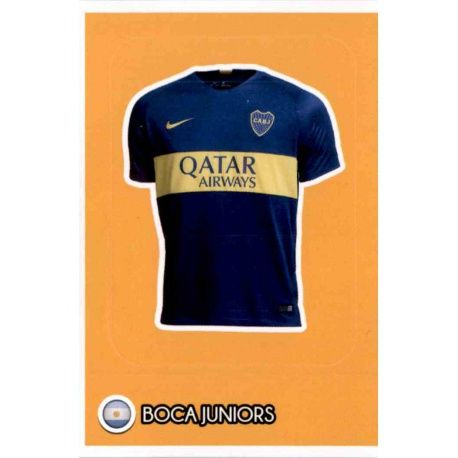 quality design ed776 f5c7f Buy Stickers Shirt del Boca Juniors Fifa 365 Stickers 2019