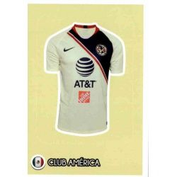 Camiseta - Club América 46 Panini FIFA 365 2019 Sticker Collection