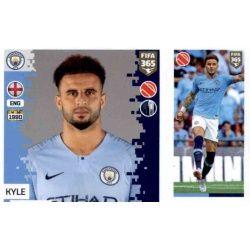 Kyle Walker - Manchester City 50