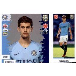 John Stones - Manchester City 52