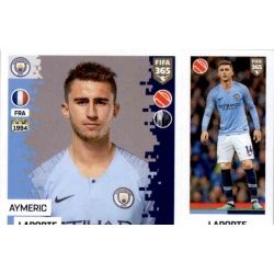Aymeric Laporte - Manchester City 53
