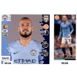 David Silva - Manchester City 54