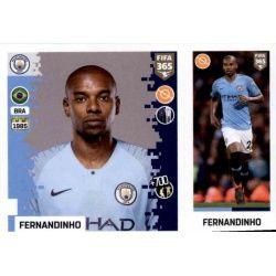 Fernandinho - Manchester City 56