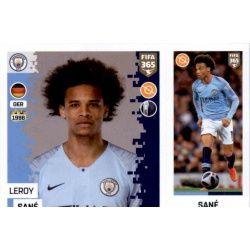 Leroy Sané - Manchester City 59