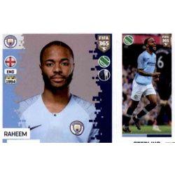 Raheem Sterling - Manchester City 61