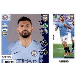 Sergio Agüero - Manchester City 62