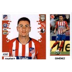 José Giménez - Atlético Madrid 65