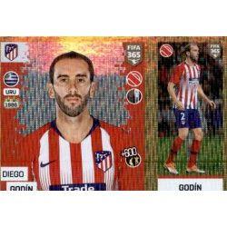 Diego Godin - Atlético Madrid 66