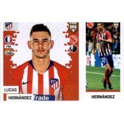 Lucas Hernández - Atlético Madrid 67