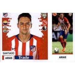 Santiago Arias - Atlético Madrid 69