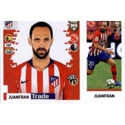 Juanfran - Atlético Madrid 70