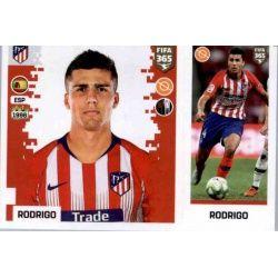 Rodrigo - Atlético Madrid 71
