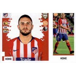 Koke - Atlético Madrid 72