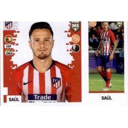 Saúl - Atlético Madrid 73