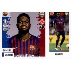 Samuel Umtiti - Barcelona 82
