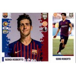 Sergio Roberto - Barcelona 86