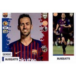 Sergio Busquets - Barcelona 87
