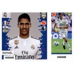 Raphaël Varane - Real Madrid 98