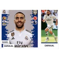 Daniel Carvajal - Real Madrid 99