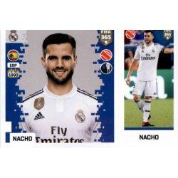 Nacho - Real Madrid 101