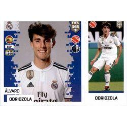Álvaro Odriozola - Real Madrid 102
