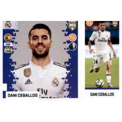 Dani Ceballos - Real Madrid 104