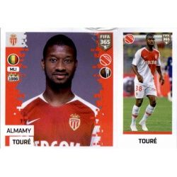 Almamy Touré - AS Monaco 130