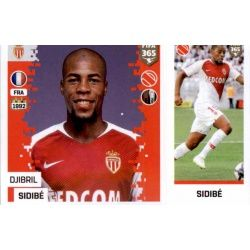 Djibril Sidibé - AS Monaco 131