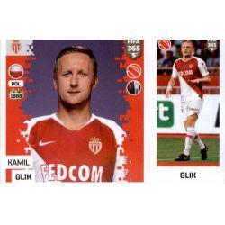 Kamil Glik - AS Monaco 133