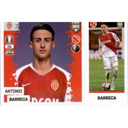 Antonio Barreca - AS Monaco 134