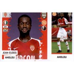 Jean-Eudes Aholou - AS Monaco 135