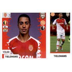 Youri Tielemans - AS Monaco 136