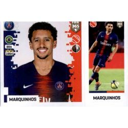 Marquinhos - Paris Saint-Germain 146