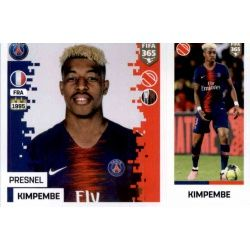 Presnel Kimpembe - Paris Saint-Germain 148
