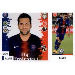 Dani Alves - Paris Saint-Germain 150