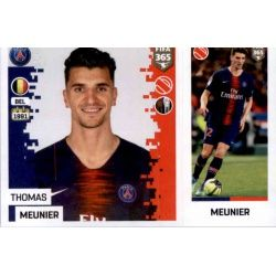 Tohomas Meunier - Paris Saint-Germain 151