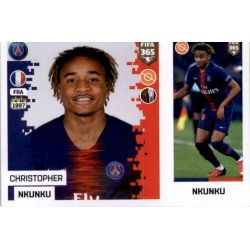 Christopher Nkunku - Paris Saint-Germain 153