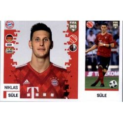 Niklas Süle - Bayern München 163