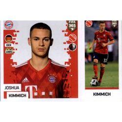 Joshua Kimmich - Bayern München 164