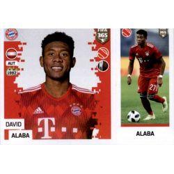 David Alaba - Bayern München 165