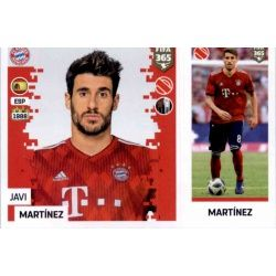 Javi Martínez - Bayern München 166