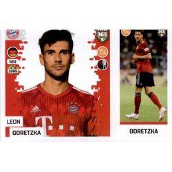 Leon Goretzka - Bayern München 169