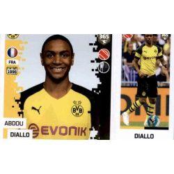 Abdou Diallo - Borussia Dortmund 178