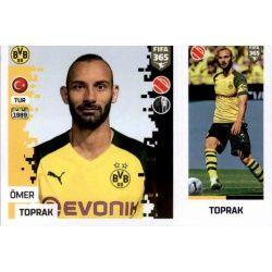 Ömer Toprak - Borussia Dortmund 179